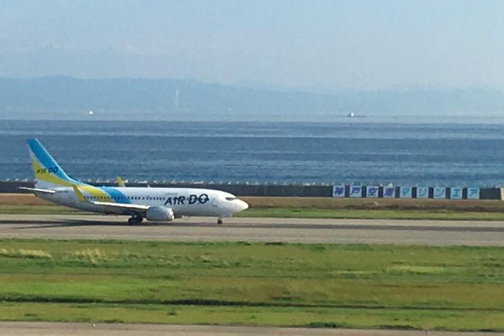 20180917神戸空港滑走路