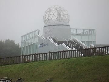 富士山レーダードーム1