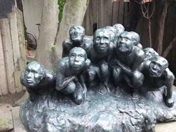 朝倉彫塑館4