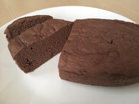 しっとり濃厚♪チョコケーキみたいな【おから蒸しパン】糖質制限レシピ