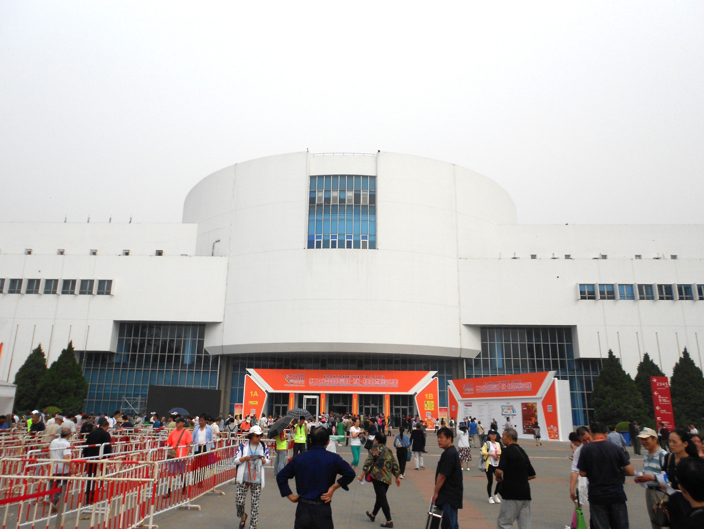 北京ショー会場外観