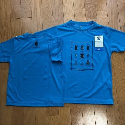 モンベルTシャツ