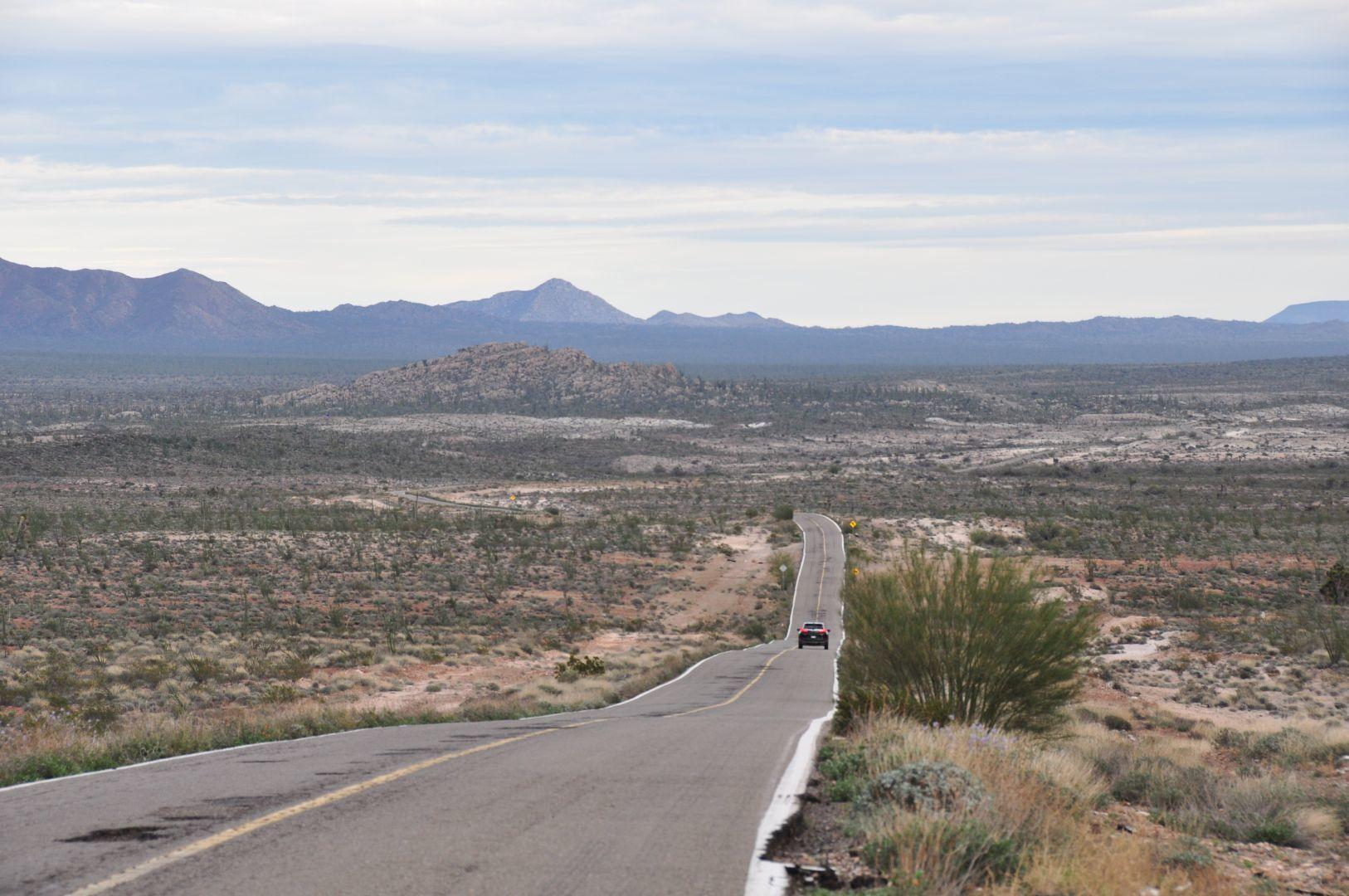 baja highway