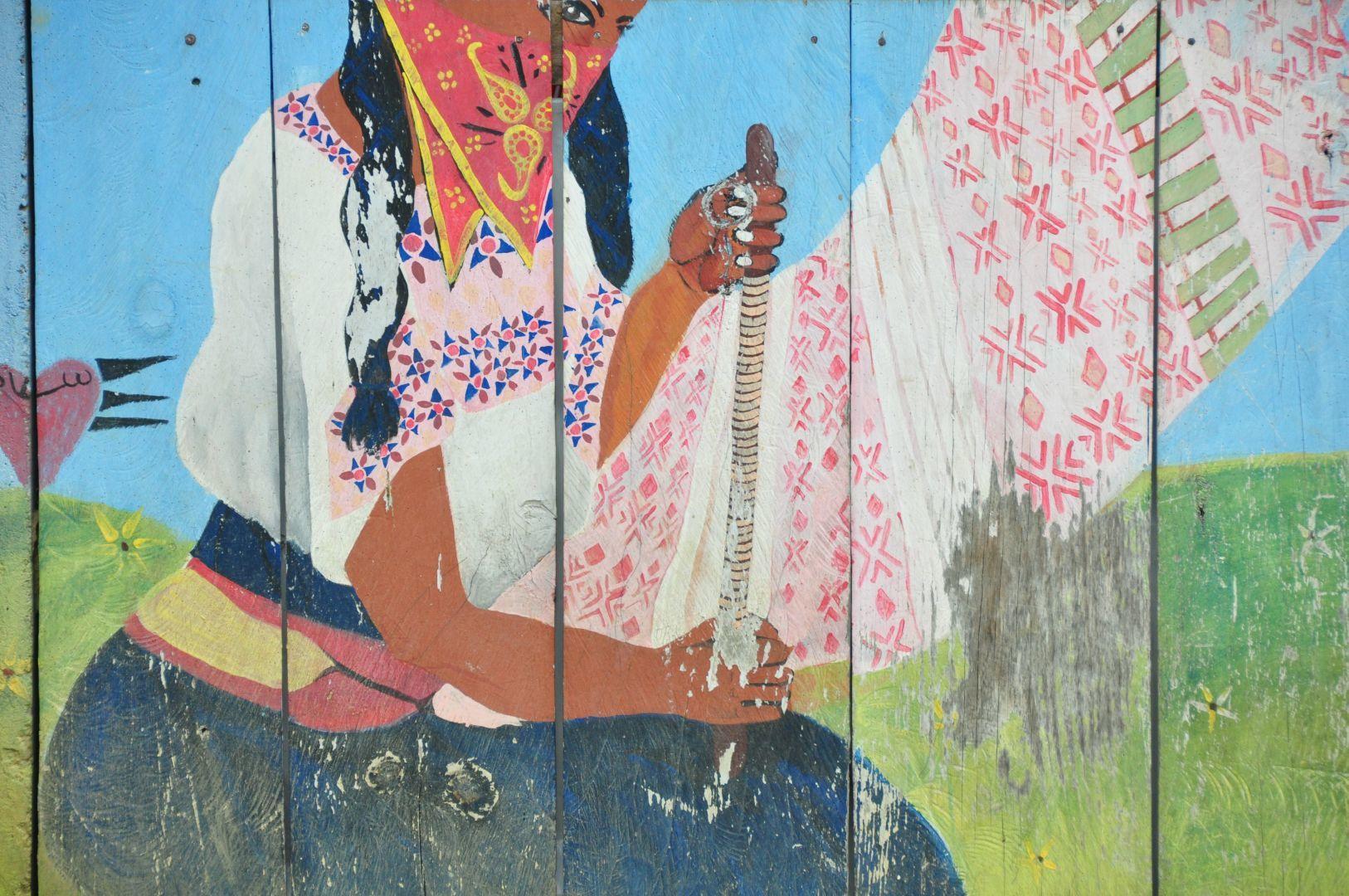 mujere Zapatista tejerand