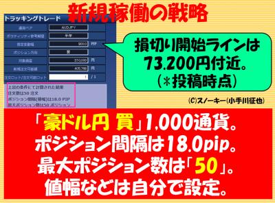 20180516トラッキングトレード検証豪ドル円ロング2