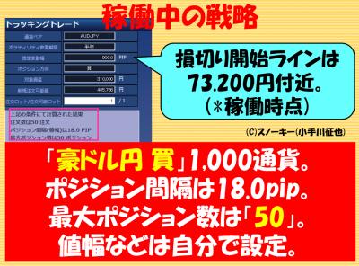 20180516トラッキングトレード検証豪ドル円ロング3