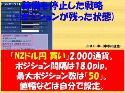 20180915トラッキングトレード検証NZドル円ロング