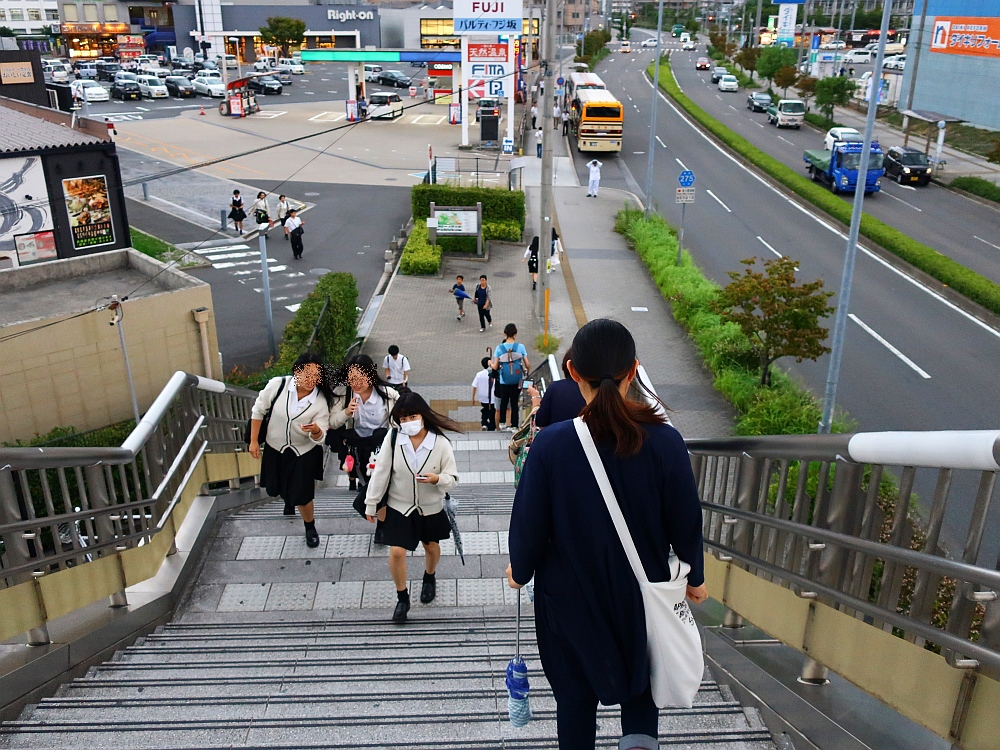 2018_09_07 西日本豪雨 坂-呉代行バス 呉-阿賀JR06