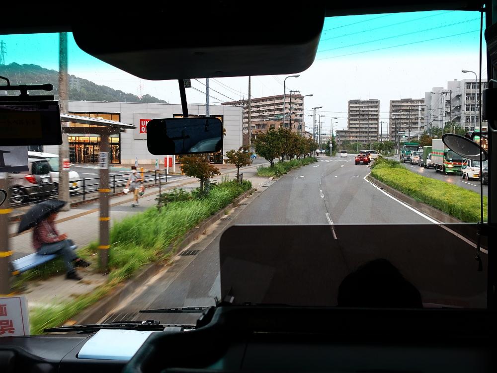 2018_09_07 西日本豪雨 坂-呉代行バス 呉-阿賀JR09