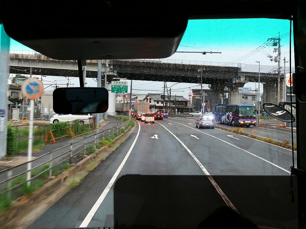2018_09_07 西日本豪雨 坂-呉代行バス 呉-阿賀JR10