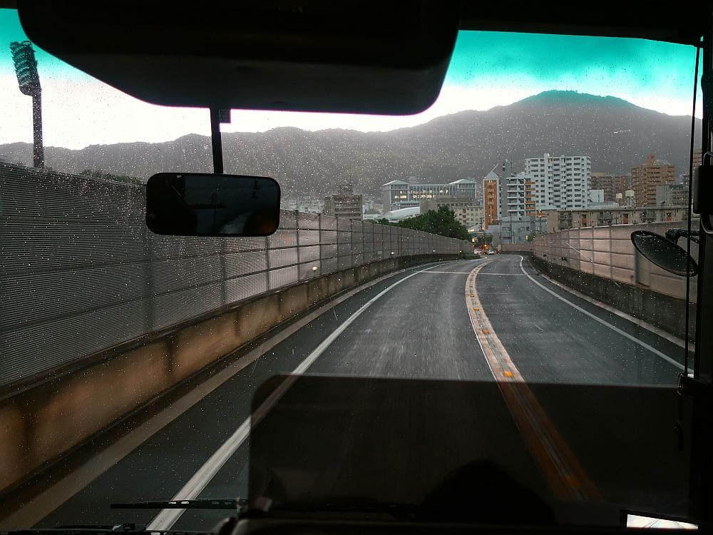 2018_09_07 西日本豪雨 坂-呉代行バス 呉-阿賀JR17