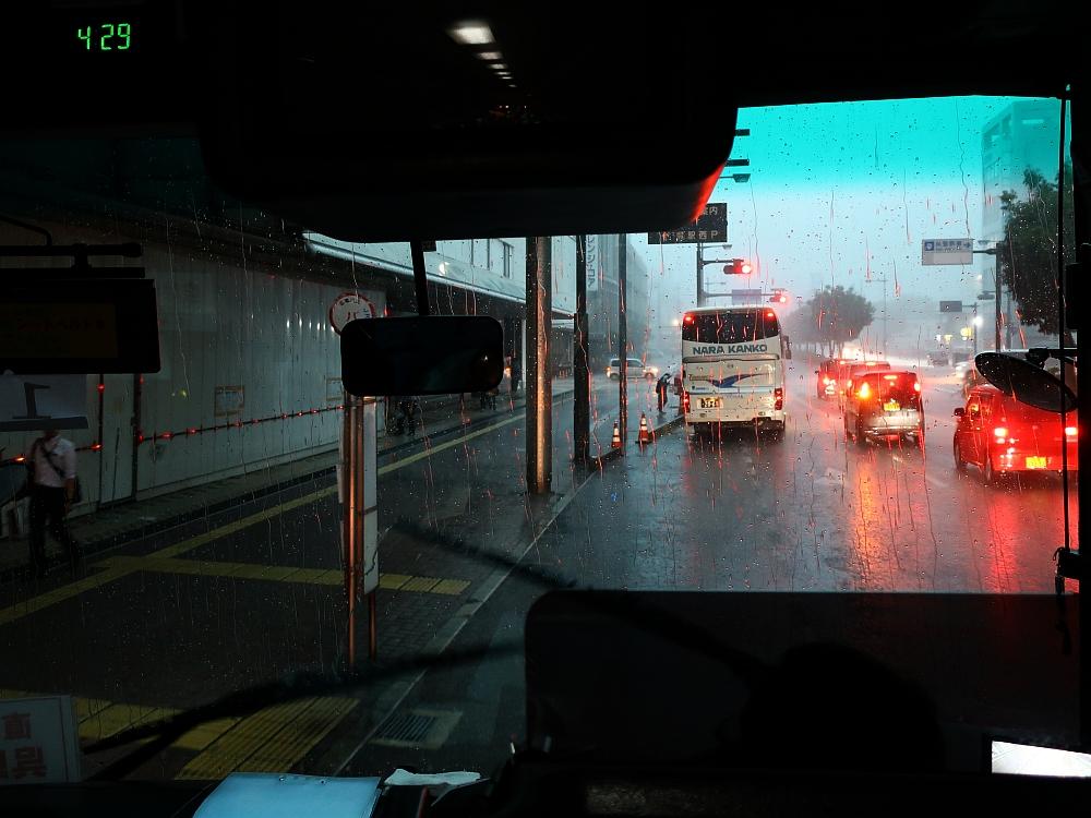 2018_09_07 西日本豪雨 坂-呉代行バス 呉-阿賀JR20