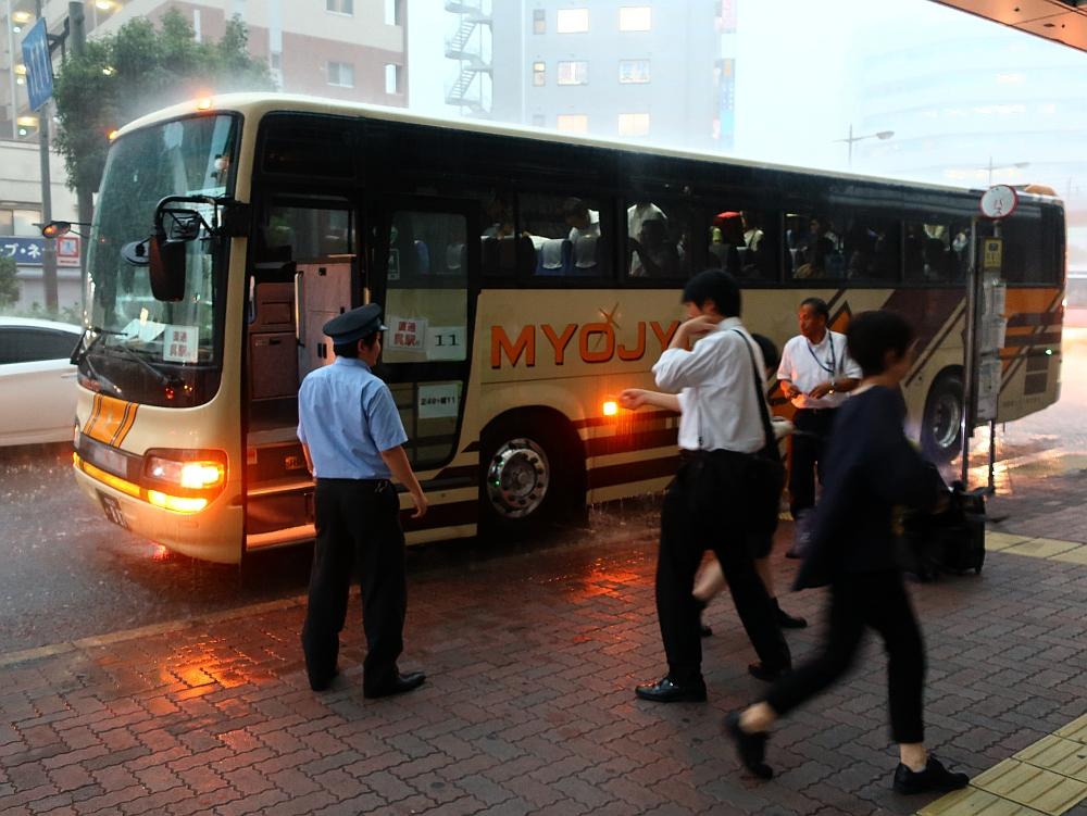 2018_09_07 西日本豪雨 坂-呉代行バス 呉-阿賀JR21