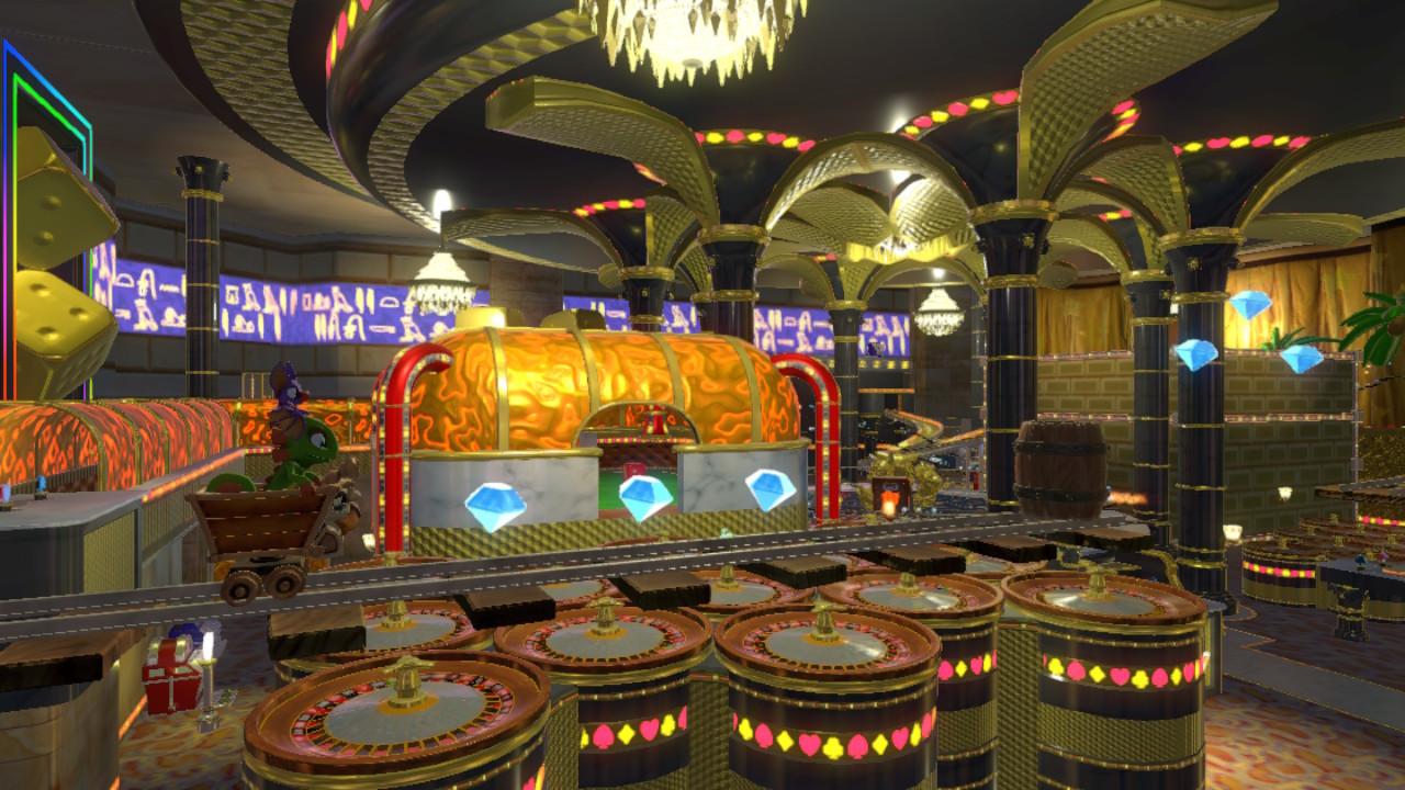 ユーカレイリー® キャピタル-カジノを駆けるトロッコ-1