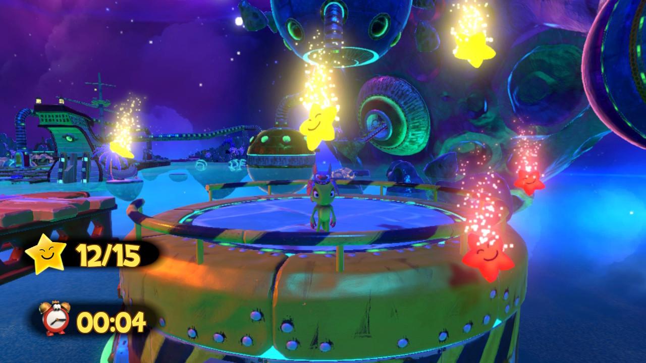 ユーカレイリー® ガレオン-銀河の海で星釣りゲーム-1
