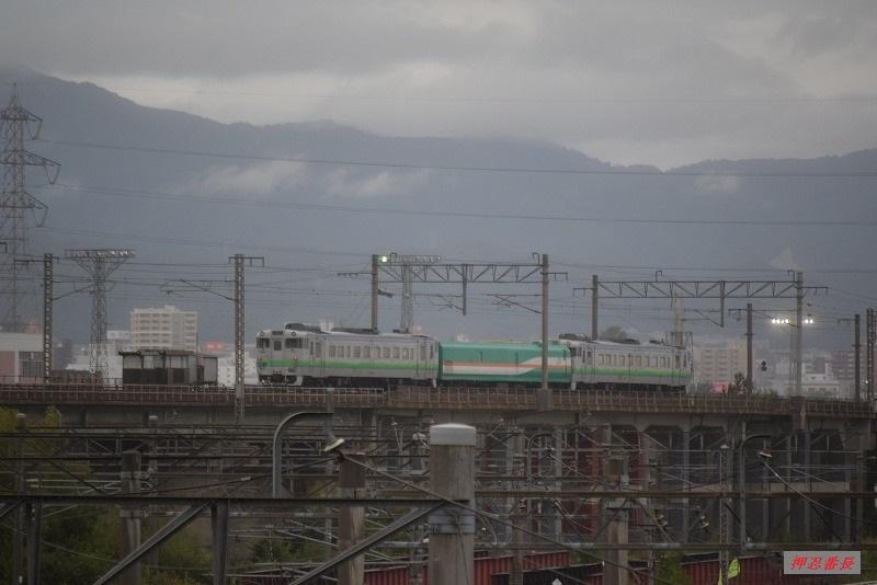マヤ35 検測列車 20180830