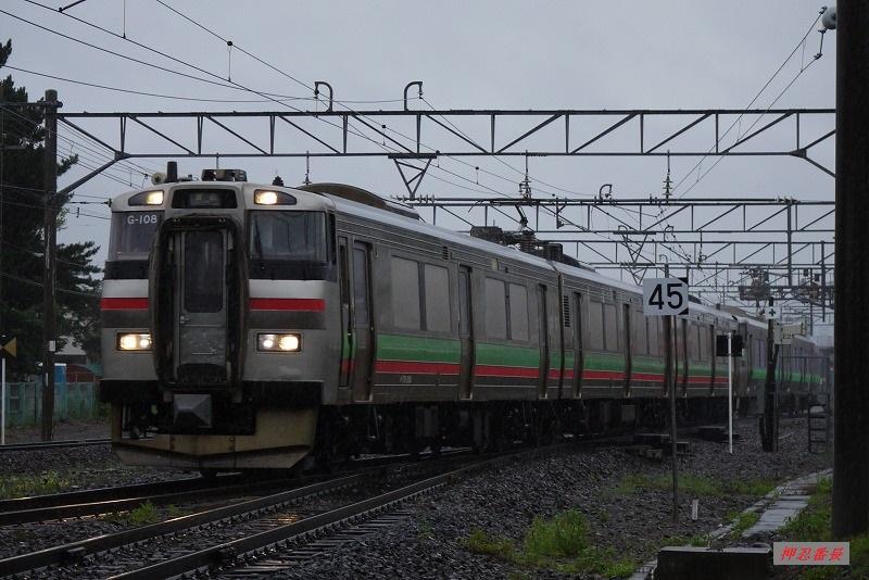 2142M 731系G-108+733系B-120 20180825