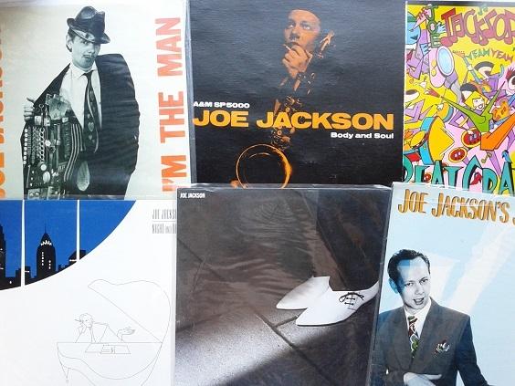 joe jackson albums