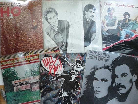 Hall Oates albums
