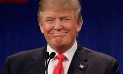 2018年4月トランプ大統領1