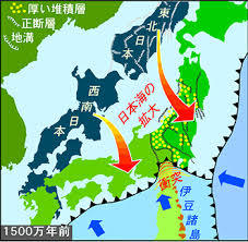 2018年6月会報日本列島の形成