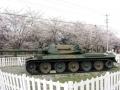 二日目の戦車