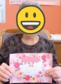 誕生会が誕生日でした!98歳おめでとぉぉ~♪