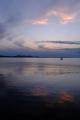 11 アドリア海の入日