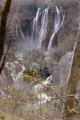 プリトビッツェで最も落差の大きな滝
