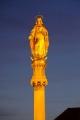 10.聖母マリアの頭上に金星