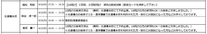 水道橋HR