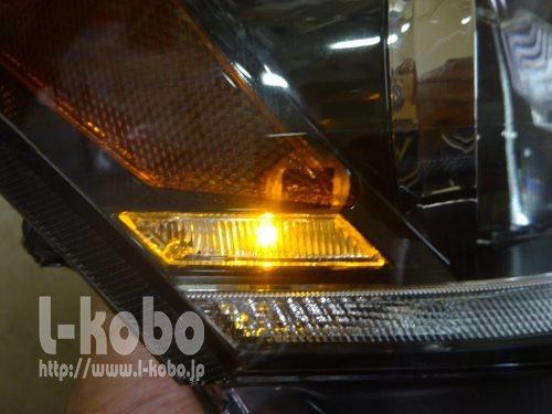 レクサスISサイドマーカー2