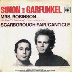 Simon Garfunkel - Scarborough FairCanticle2