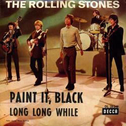 The Rolling Stones - Paint It Black2
