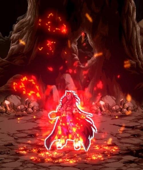 炎エフェクト2