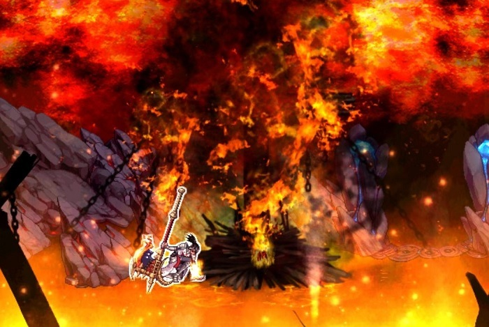 炎エフェクト7