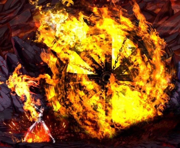 炎エフェクト9