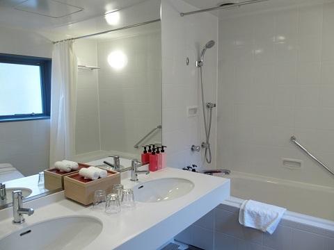 リゾナーレ八ヶ岳 室内写真 お風呂