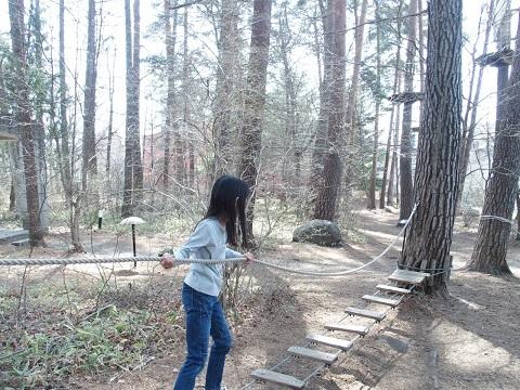 リゾナーレ八ヶ岳 森の遊び場