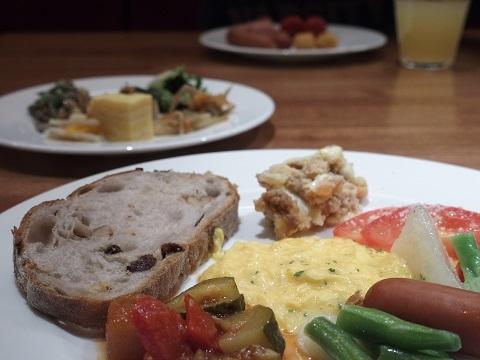 リゾナーレ八ヶ岳 朝食