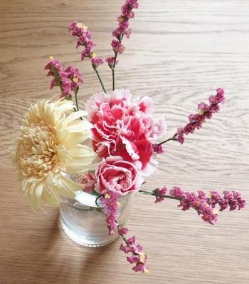 花の定期便 郵便