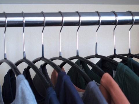洋服の処分