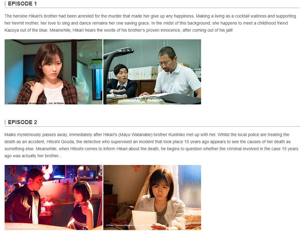 【まゆゆ】フジテレビのサイトに英文、中文のページが存在してるって知ってた?/Juliet In The Rain