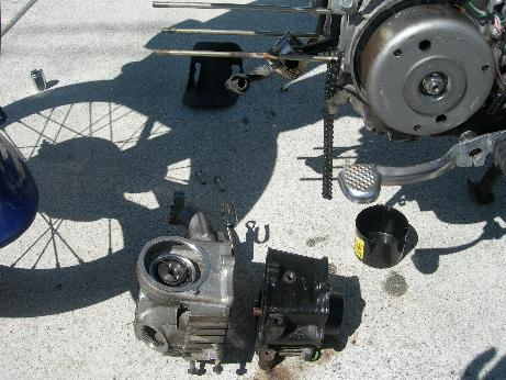 バラバラエンジン