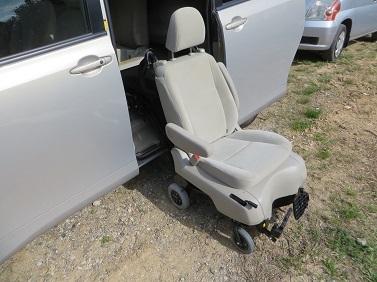 車椅子自動車・3