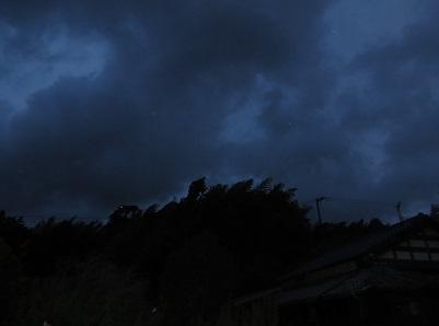 台風20号・2