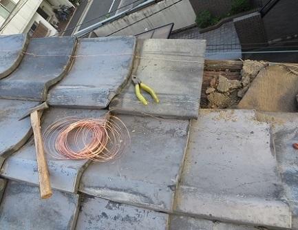 屋根修復DIY・3の2