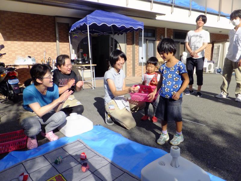 神陵台夏祭り201801