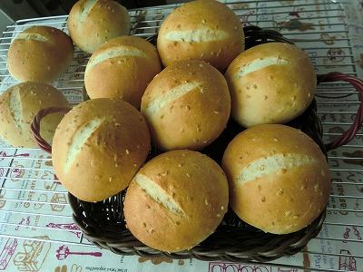 米粉プチパン