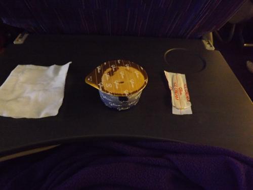 デザート グリコのバニラアイス